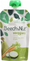 Beech-Nut Veggies Carrot Zucchini & Pear Stage 2 Baby Food