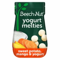 Beech-Nut Yogurt Melties Sweet Potato Mango & Yogurt Stage 3 Toddler Snack