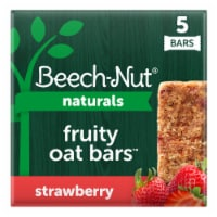 Beech-Nut Naturals Strawberry Fruity Oat Bars
