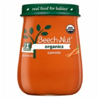 Beech-Nut Organics Carrots Stage 1 Baby Food