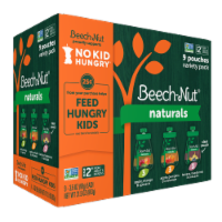 Beech-Nut Naturals Stage 2 Baby Food Variety Pack