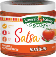 Emerald Valley Organic Medium Salsa