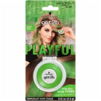 got2b Playful Emerald Green Temporary Hair Chalk