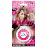 got2b Playful Pink Crush Temporary Hair Chalk