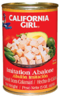 California Girl Imitation Abalone