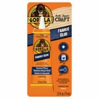 Gorilla  High Strength  Glue  Adhesive  2.5 oz. - Case Of: 3; - Case of: 3