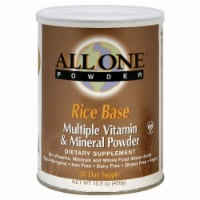 All One Rice Multiple Vitamin & Mineral Powder