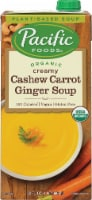 Pacific Cashew Carrot Ginger Soup