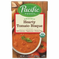 Pacific Organic Hearty Tomato Bisque Soup