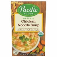 Pacific Foods Organic Chicken Noodle Soup - 17 oz