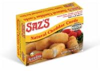 Saz's Cheddar Cheese Curds - 8 oz