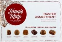 Fannie May Master Assortment Premium Chocolates