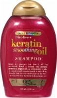 OGX Keratin Smoothing Oil Shampoo - 13 fl oz