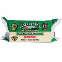 Joseph Farms Monterery Jack Cheese