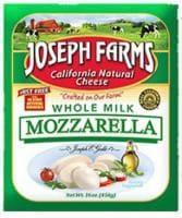 Joseph Farms Mozzarella Cheese Ball