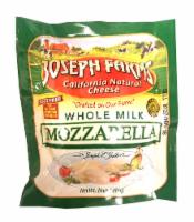 Joseph Farms Whole Milk Mozzarella Ball