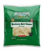 Joseph Farms Shredded Monterey Jack Cheese