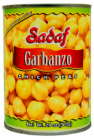Sadaf Garbanzo Chick Peas