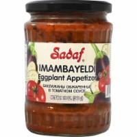 Sadaf Imambayeldi Eggplant Appetizer