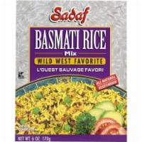 Sadaf Basmati Rice Mix