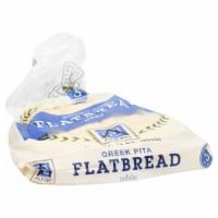 Alexis White Greek Pita Flatbread 5 Count