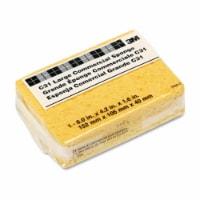 3M 6 In. x 4.25 In. Yellow Sponge C31 - 1
