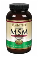 Lifetime  100% Pure MSM Powder