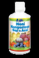 Life Time Noni Goji & Acai Juice Blend Supplement