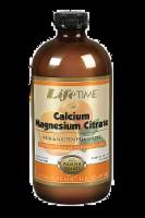 Life Time Orange Calcium Magnesium Citrate