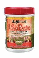 Lifetime's Life's Basics Fruit Blend Plant Protein Mix