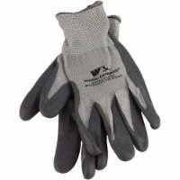 Wells Lamont® Men's Nitrile Coated Knit Work Gloves - L