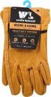 Wells Lamont Work & Home Heavy Duty Cowhide Gloves