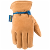 Wells Lamont HydraHyde Men's Large Suede Cowhide Insulated Work Glove 1194L