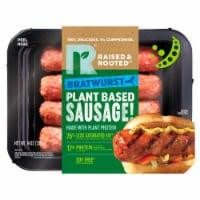 Raised & Rooted™ Bratwurst Style Plant Based Sausage - 14 oz