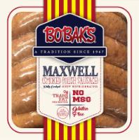 Bobak's Maxwell Smoked Polish Sausage