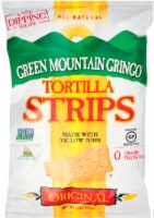 Green Mountain Gringo Original Yellow Corn Tortilla Strips