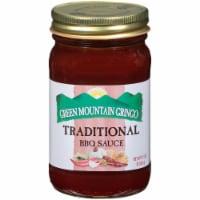 Green Mountain Gringo Traditional BBQ Sauce