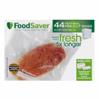 FoodSaver® Quart Bags Food Vacuum Storage Bags