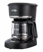 Mr. Coffee® 5-Cup Coffee Maker - Black