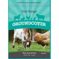 Barenbrug Free Range Goundcover Mixed Sun/Partial Shade Pasture Seed Mix 3 lb. - Case Of: 1; - Count of: 1