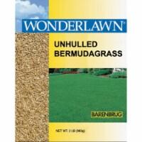Wonderlawn 2 Lb. 400 Sq. Ft. Coverage 100% Unhulled Bermudagrass Grass Seed