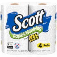 Scott Rapid-Dissolving Bath Tissue