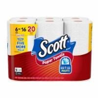 Scott Choose-A-Sheet Paper Towels