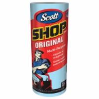 Scott Shop Original Multi-Purpose Shop Towels - Blue
