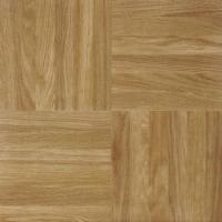 Achim Home Furnishings Nexus Peel & Stick Vinyl Floor Tile, Oak Parquet, 20pk - 1 Piece