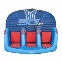 HO Sports 2020 3G XT Towable Watersports Boating Tube, 1 to 3 Person Capacity