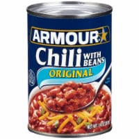 Armour Chili with Beans