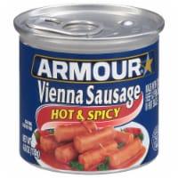 Armour Hot & Spicy Vienna Sausage
