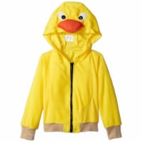 RG Costumes 40531-L Tub Time Ducky Child Hoodie Costume, Large - Yellow