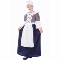 RG Costumes 91230- L Large Child Colonial Peasant Girl Costume